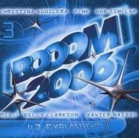 Cover  - Booom 2006 - 40 Explosive Hits [The Third]